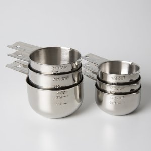 Measuring Cups Stainless Steel