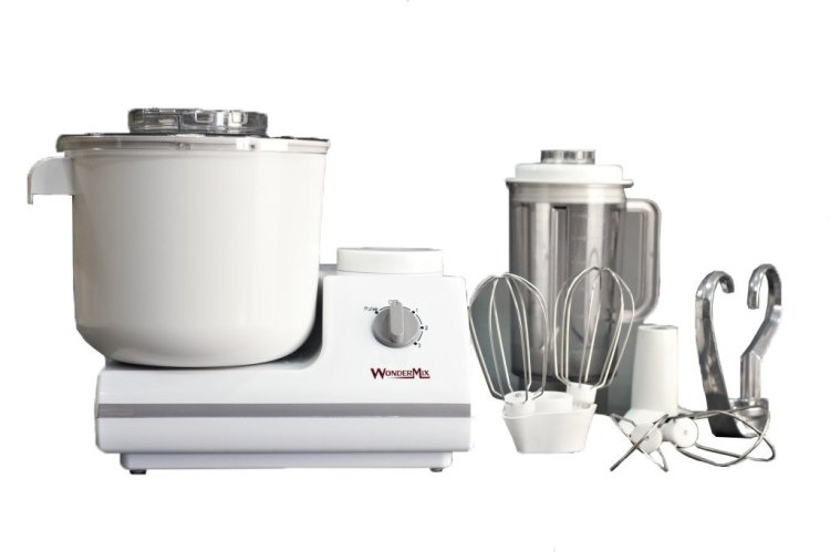 Stand Mixer for Kitchen with Dough Mixer