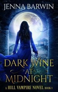Dark Wine at Midnight | Jenna Barwin | A Slice of Orange