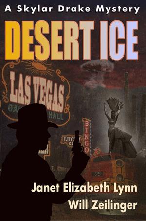 Desert Ice | Janet Lynn and Will Zeilinger