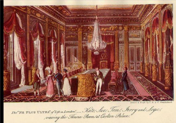 Regency Throne Room