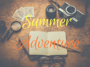 Summer Adventure 2| Kat Martin