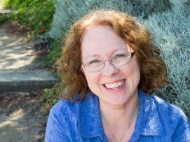 Kitty Bucholtz author photo
