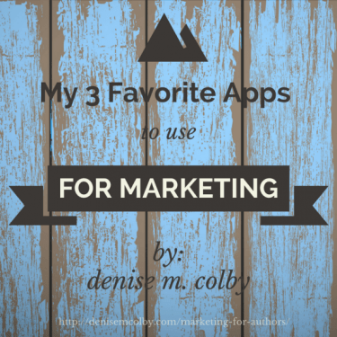 3 Favorite Apps | Denise Colby | A Slice of Orange