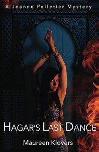 Hagar's Last Dance   Maureen Klovers   A Slice of Orange