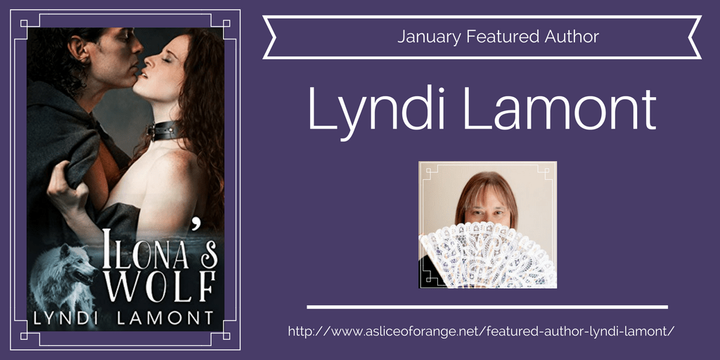 Lyndi Lamont | January Featured Author | A Slice of Orange
