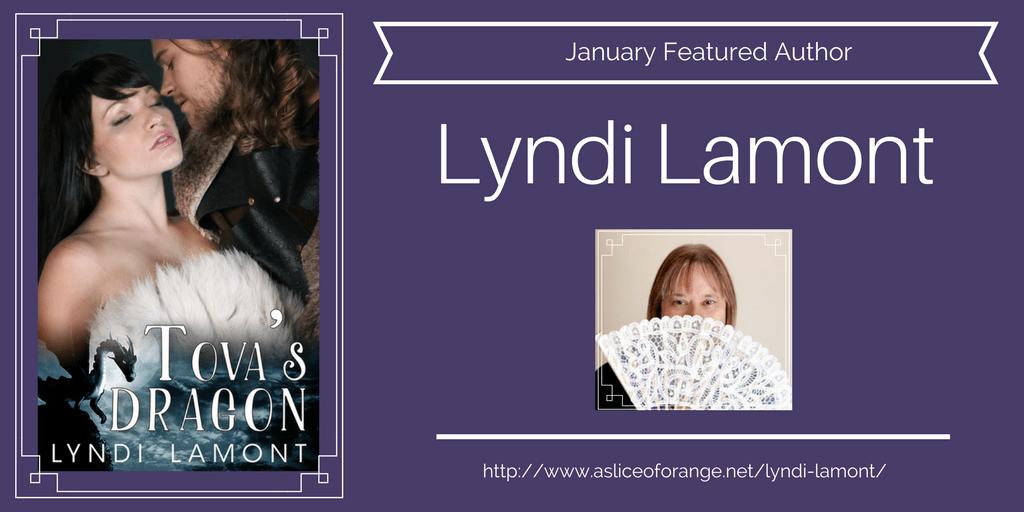 Lyndi Lamont | January Featured Author | A Slice of Orange