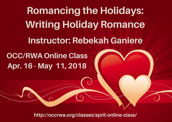 Romancing the Holidays graphic