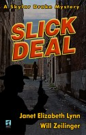 Slick Deal | Janet Elizabeth Lynn and Will Zeilinger | A Slice of Orange