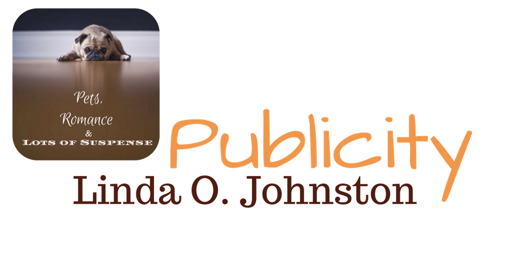Publicity | Linda O. Johnston | A Slice of Orange