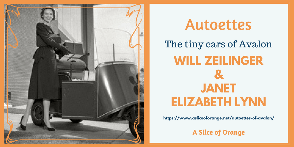 Autoettes | Will Zeilinger | A Slice of Orange