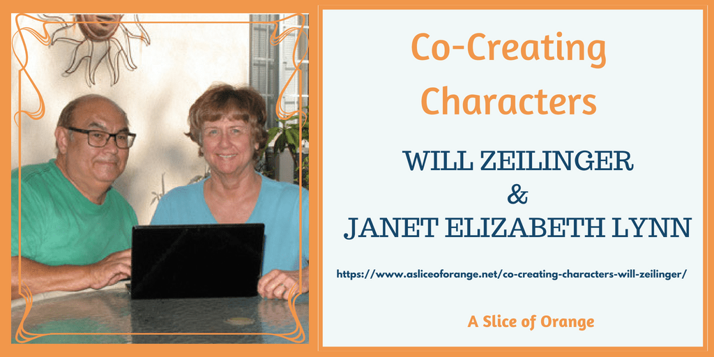 Co-creating Characters | Janet Lynn & Will Zeilinger | A Slice of Orange