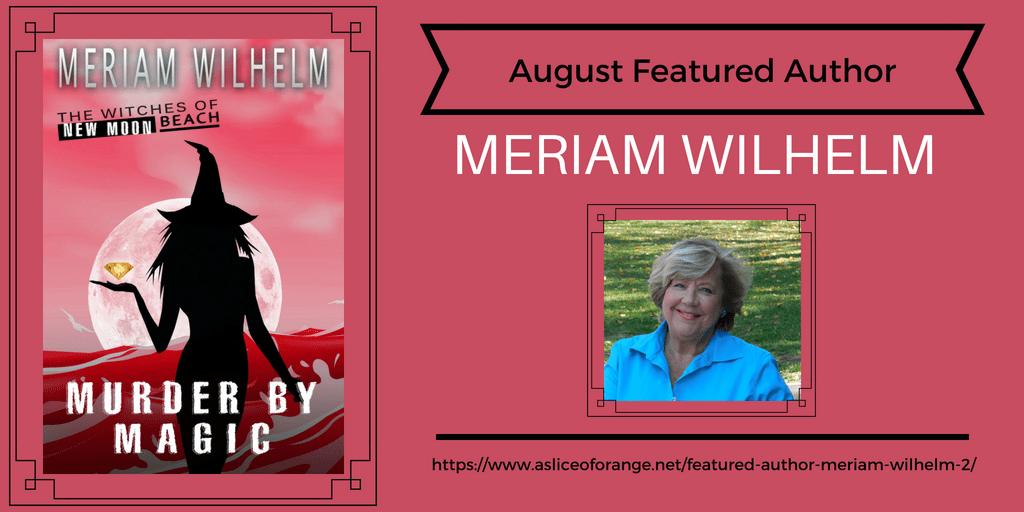 Featured Author: Meriam Wilhelm