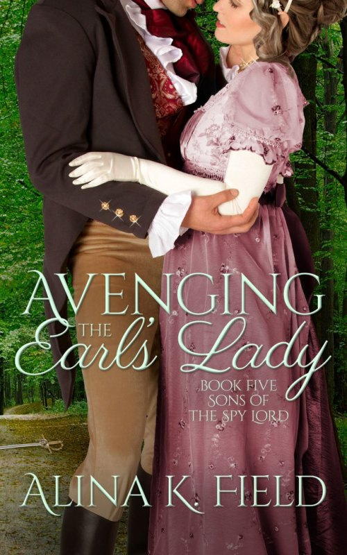 ADVENGING THE EARL'S LADY
