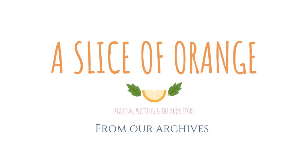 header image for A Slice of Orange