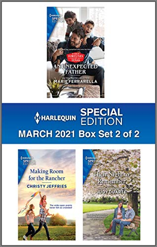 Harlequin Special Edition March 2021 Box Set 2 of 2
