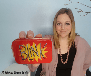 Homeschool Fun Friday:  Blink Game Review