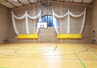 Sports Hall Installations & Repairs