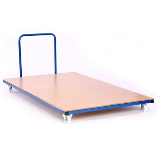 Mat Trolley (Horizontal - Flat Top)