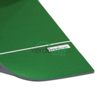 Short Indoor Bowls Mat (Verdemat Medium)