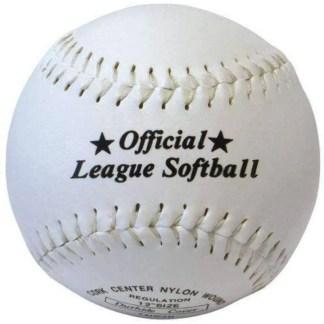 "Synthetic Softball 12"""