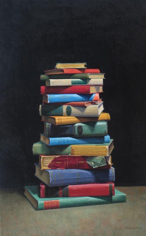 Ephraim Rubenstein's Book Pile XXXIV