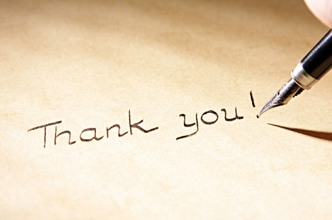 Thank You Your Donation Letter