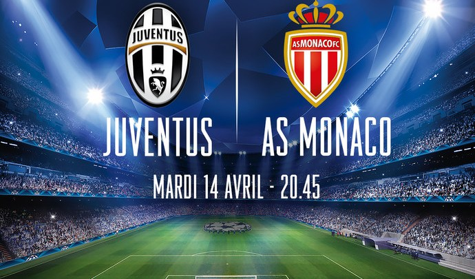 Juventus FC – AS Monaco: Info Billetterie