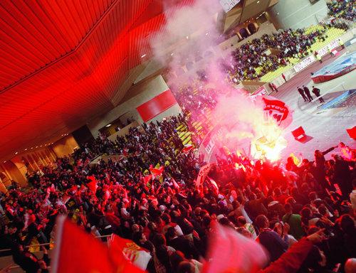 Abonnement 2015-2016 AS Monaco au Stade Louis II