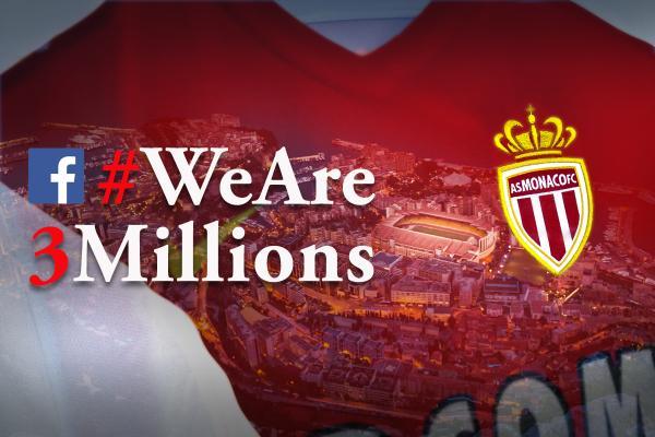 3 000 000 de fans