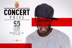 50 Cent pour fêter le titre