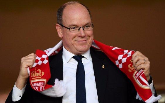 Le Prince Albert II est très heureux du 8em titre de l'AS Monaco