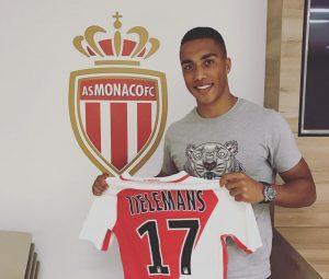 L'AS Monaco annonce la signature de Youri Tielemans