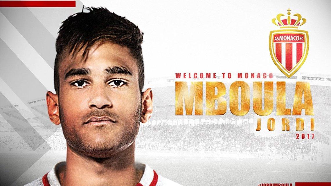 Officiel : Jordi Mboula s'engage à l'AS Monaco !