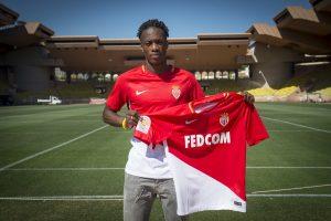 Terence Kongolo à l'AS Monaco