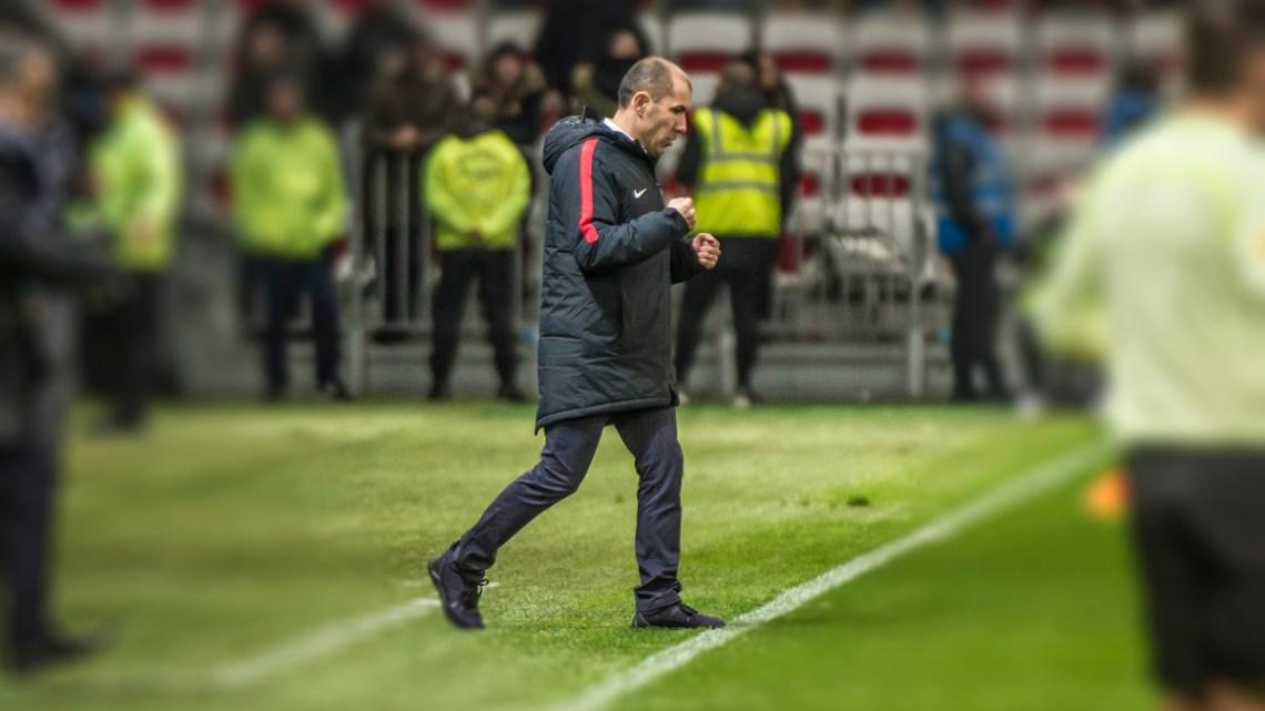 Leonardo Jardim : « Il reste deux matchs pour tout sauver »