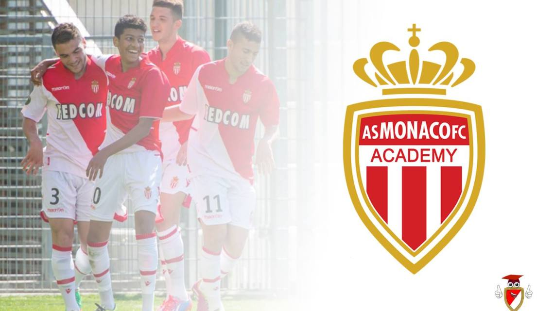 Youth League: Monaco qualifié au bout du suspense !