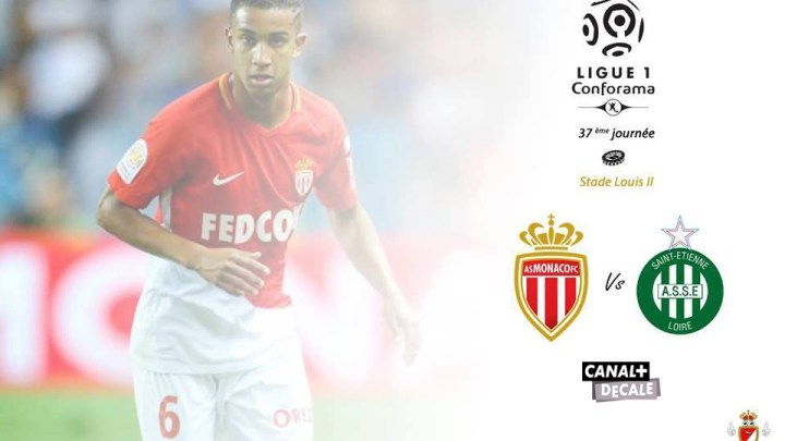 [L1J37] AS Monaco – Saint Etienne (0-1)