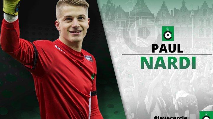 Officiel: Paul Nardi est prêté au Cercle Bruges