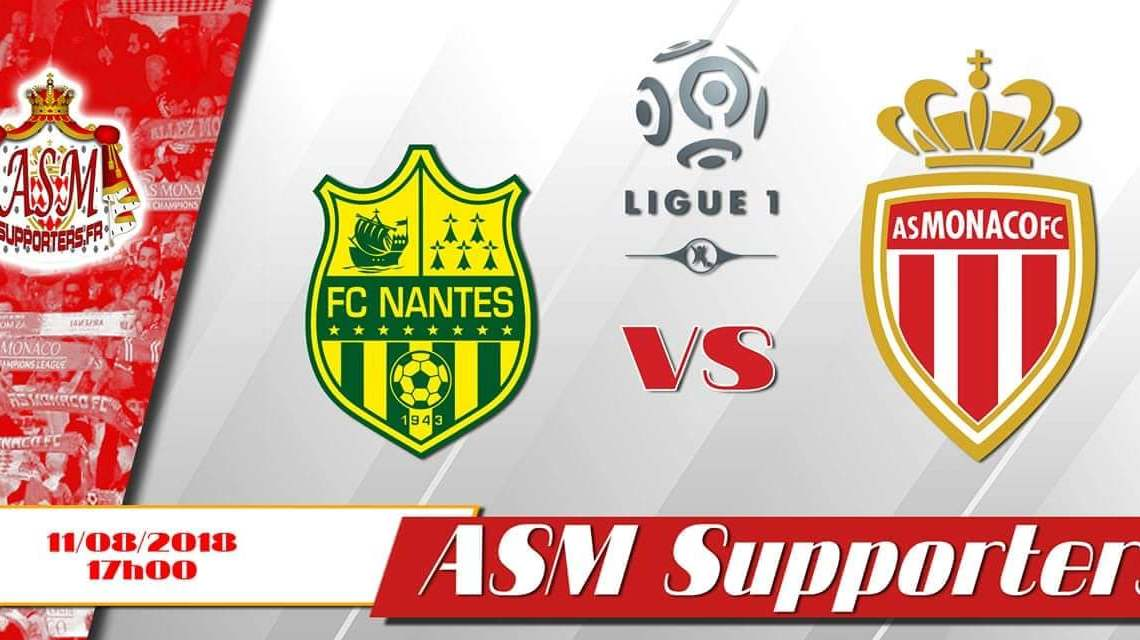 Nantes-Monaco: les notes du match