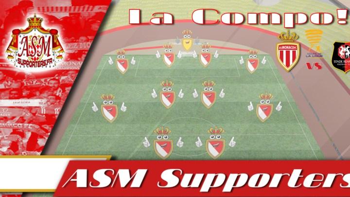 Monaco-Rennes: La composition des équipes