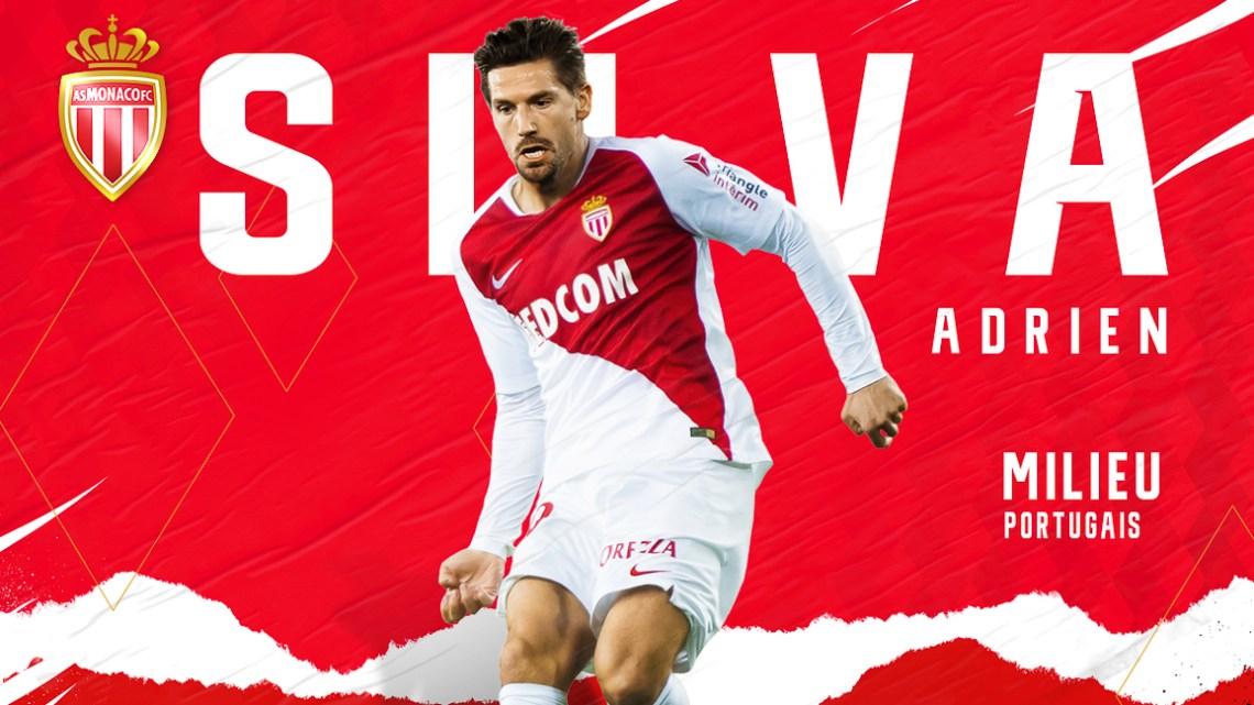 8 Adrien SILVA