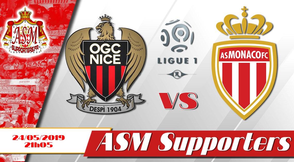 Nice – Monaco : L'interview du supporter adverse