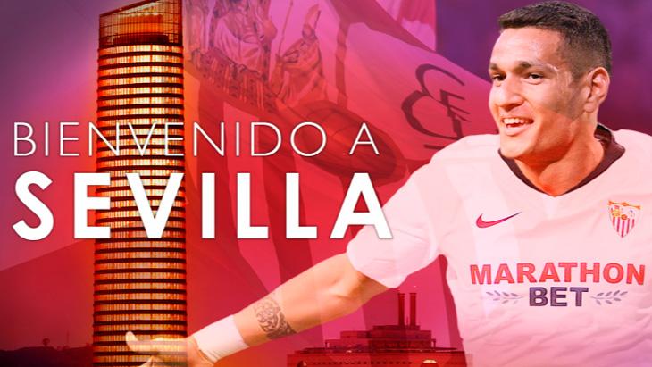 Officiel: Rony Lopes rejoint Seville