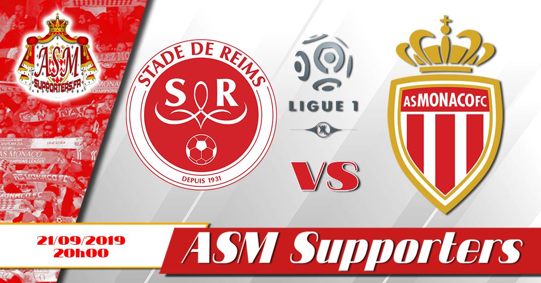 Reims-Monaco : Le groupe rémois