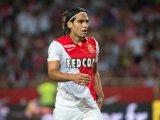 Falcao à ses débuts à Monaco.