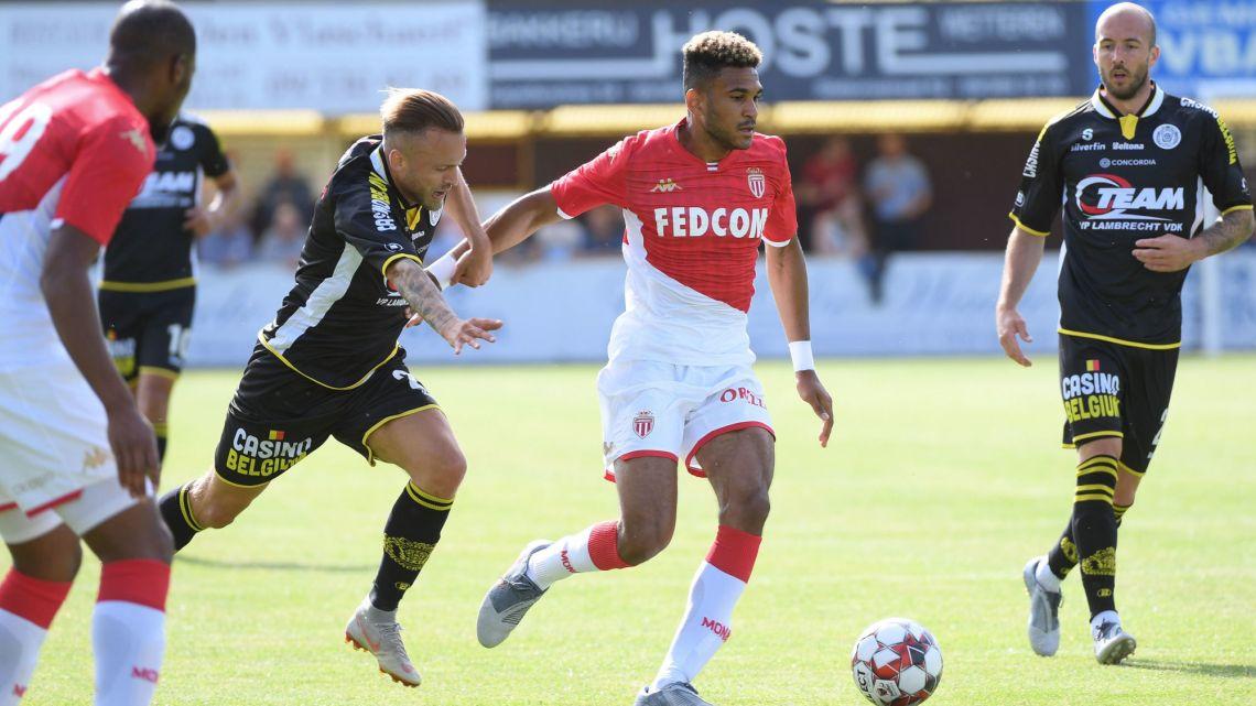 """J. Mboula : """"Montrer que je peux m'imposer à Monaco"""""""