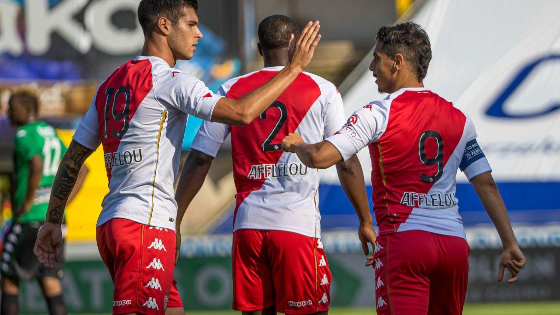 Monaco affrontera Alkmaar le 15 août