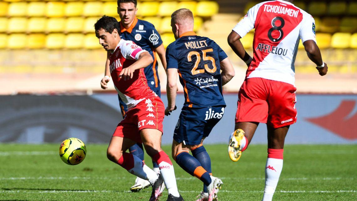 Un nul décevant à domicile contre Montpellier (1-1)