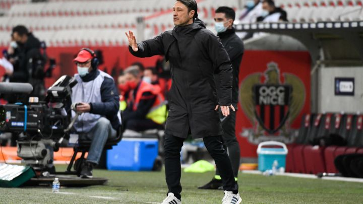 """Kovac : """"Il y a eu une belle réaction"""""""